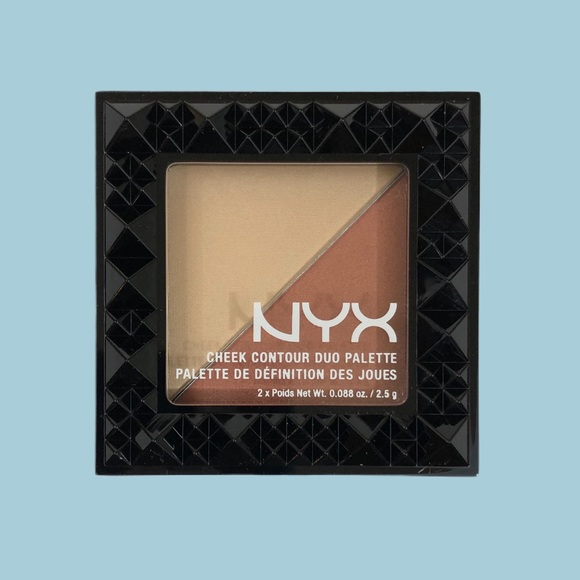 NYX Other - NYX Blush Bronzer Cheek Contour Duo Perfect Match